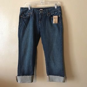 Lucky 🍀 Brand Jean Capris size 8/29